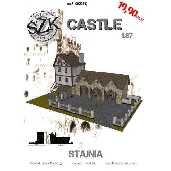 CASTLE 007 - Stajnia
