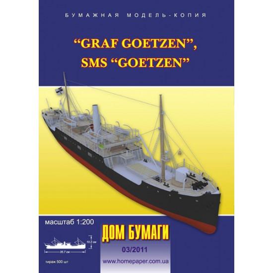 Graf Goetzen / SMS Goetzen