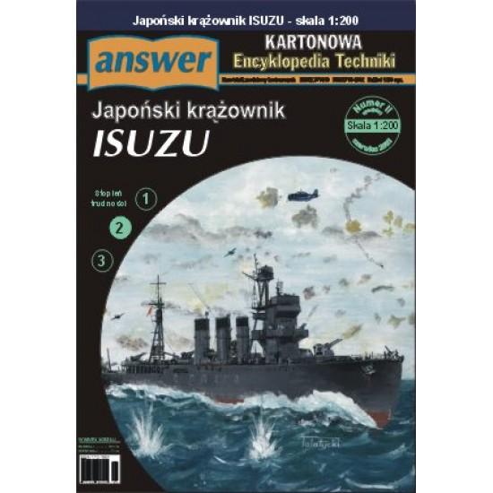 Japoński krążownik ISUZU