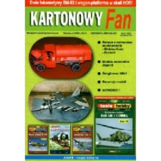 Kartonowy Fan 6/2001