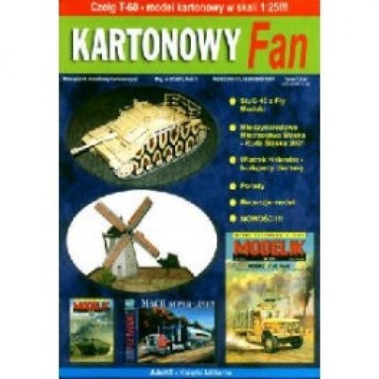 Kartonowy Fan 5/2001