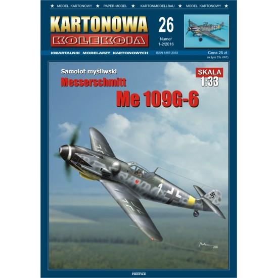 Messerschmitt Me-109 G-6