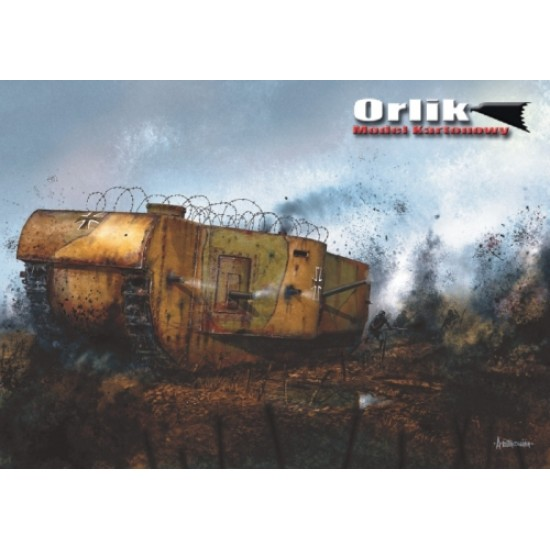 Kartka pocztowa - K-Wagen