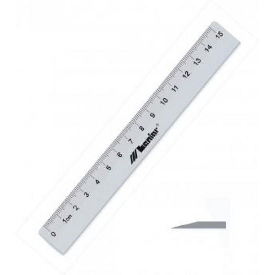 LINIJKA ALU 15 cm