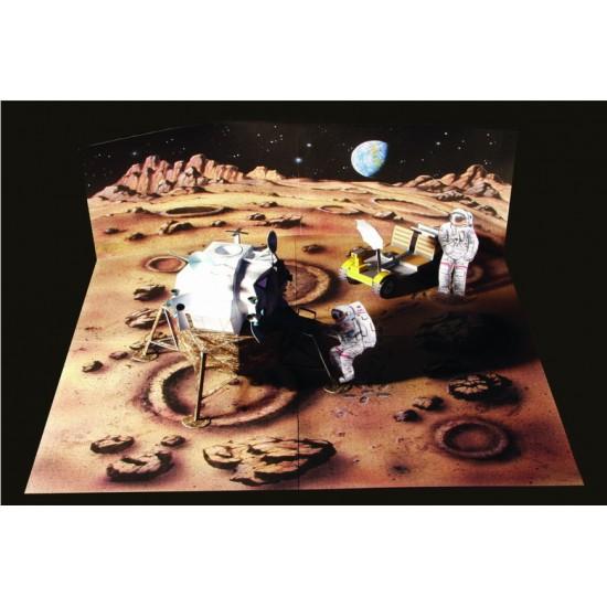 Moduł Kosmiczny - dioramka