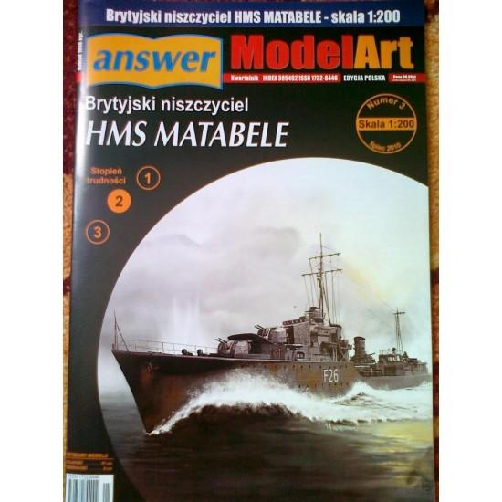 HMS Matabele