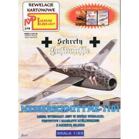 Messerschmitt Me- 1101