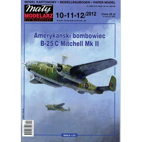 B-25 C Mitchell Mk.II