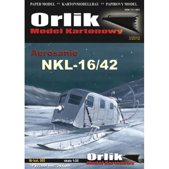 085. Aerosanie NKL-16/42