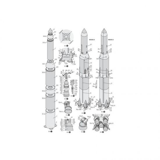 Amerykańska rakieta SATURN - SKYLAB