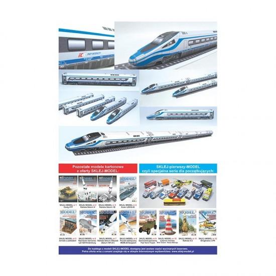 Pociąg pasażerski Pendolino