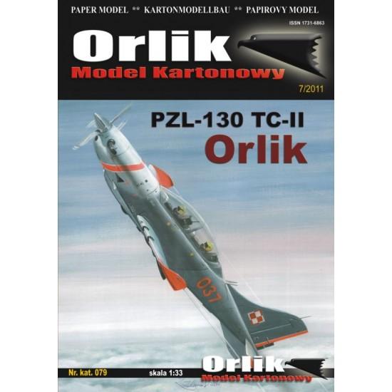 079. PZL-130 TC II  ORLIK
