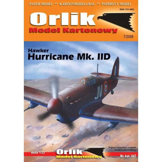 047. Hawker Hurricane Mk II D