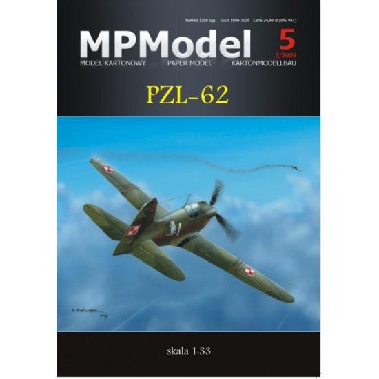 Polski samolot PZL-62