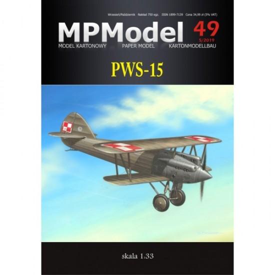Samolot PWS-15