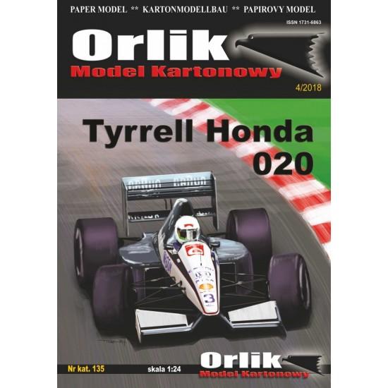 135. Tyrrell Honda 020