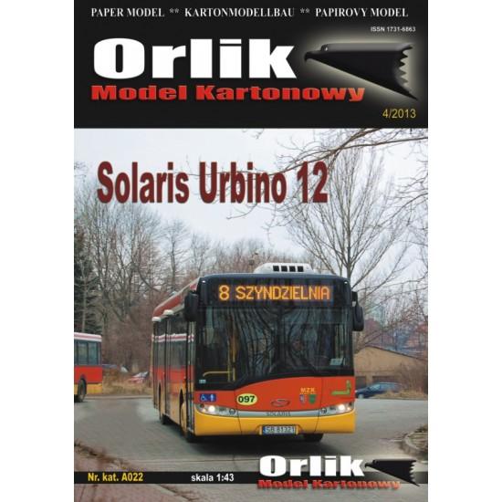 A022. Solaris Urbino 12 MPK Bielsko