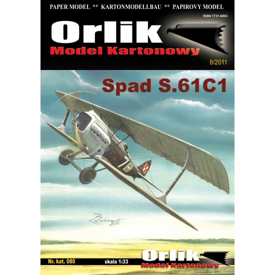 080. SPAD S.61C1