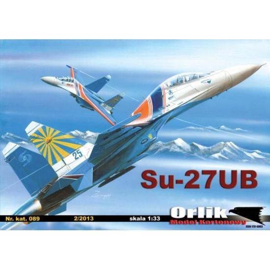 089. SU-27 UB