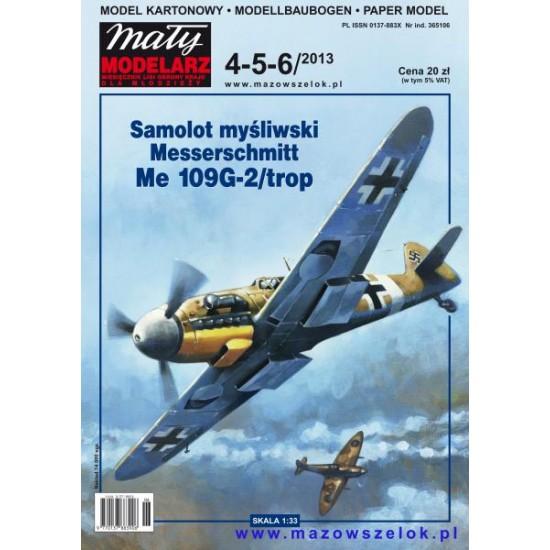 Messerschmitt Me-109G-2 TROP
