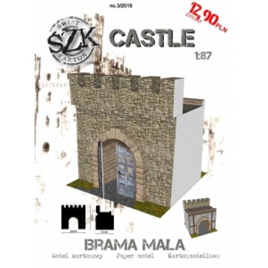 CASTLE 003 - Brama mała