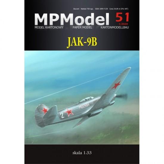 Samolot myśliwski JAK-9B
