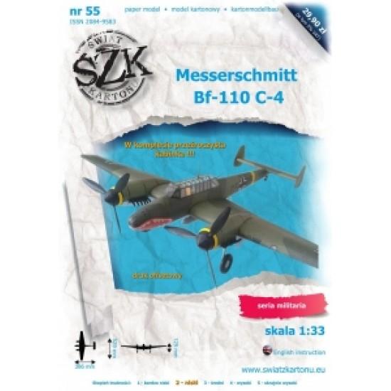 Messerschmitt BF-110 C-4