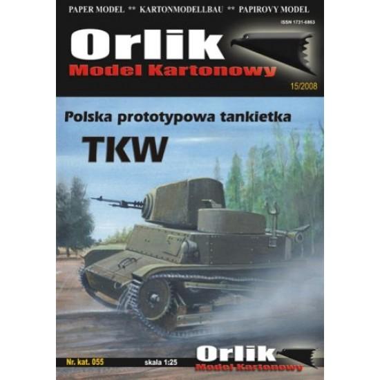 055. Tankietka TKW