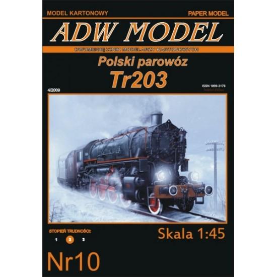 Parowóz Tr 203