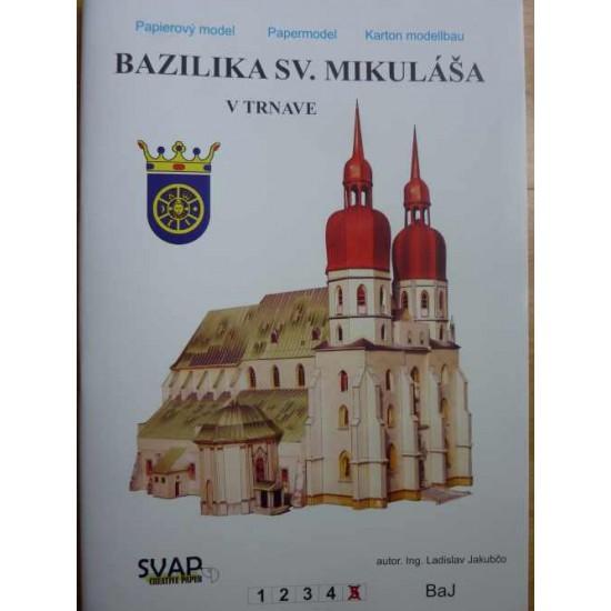 Bazylika św Mikołaja w Trnawie