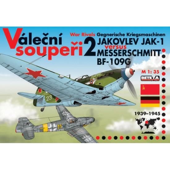 Rywale 2 - Jak-1 & Me-109 G