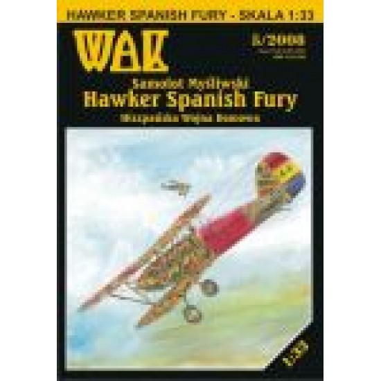 Hawker Spanish Fury