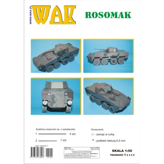 Transporter Rosomak