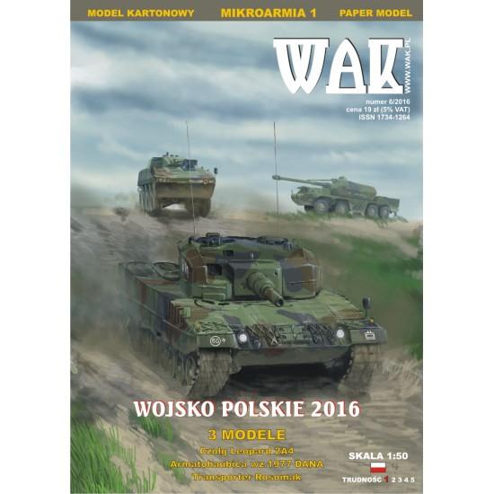 Mikroarmia - 01 - Wojsko Polskie 2016