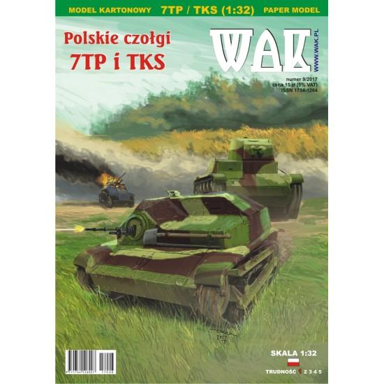Czołgi 7TP i TKS