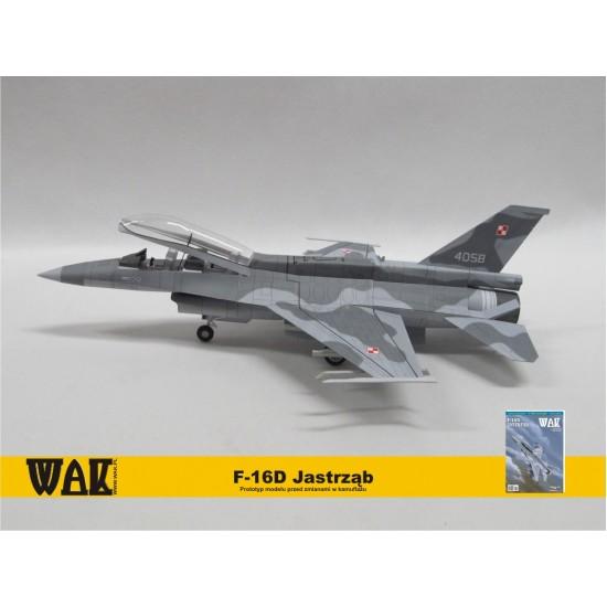 F-16D Jastrząb