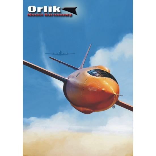 Kartka pocztowa - Bell X-1