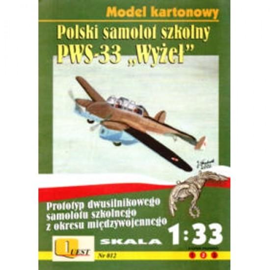 PWS-33 Wyżeł