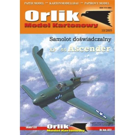 022.  XP-55 Ascender