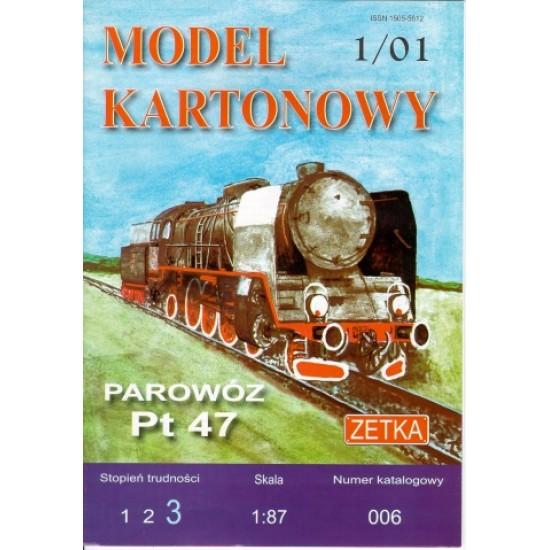 Parowóz Pt 47