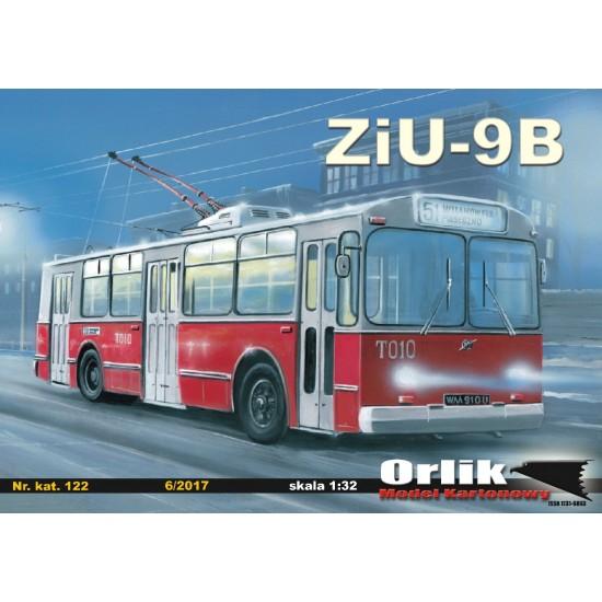 122. Trolejbus ZIU-9B